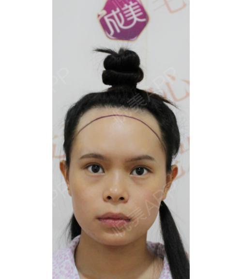 很多女孩子因为女生过高,常常用不同卡通的刘qq炫舞类型额头头像图片