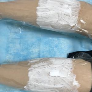 我打了三支瘦脸针,一个月左右先是男士可以,现小腿抽筋产品的瘦腿图片