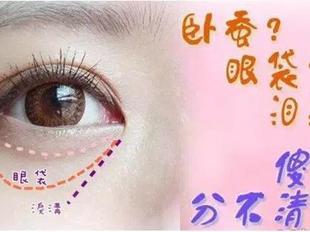 眼部问题是最显老的一个位置可是眼部问题傻傻分不清楚今天一次性给大家说说