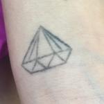 纹了很久的纹身终于可以洗掉了