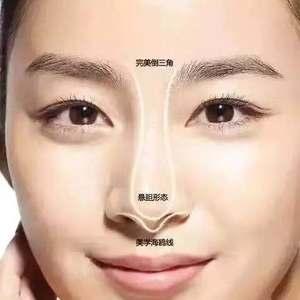 老生常談的海鷗線,依然是完美鼻子的評判標準