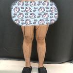 大小腿+膝盖+臀线+脚踝